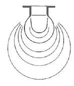 Matraz reactor esférico